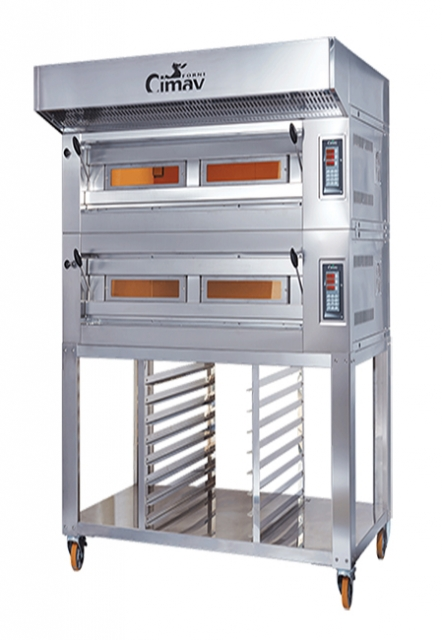 Modular electric ovens